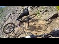 Download Youtube: Megavalanche 2017 (stabilized) counting dead bikes. Crashes and nice bits. Team WoIP