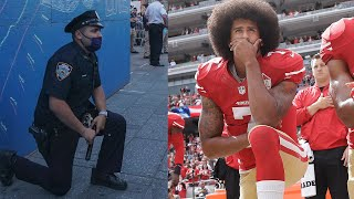 George Floyd protests: 'NO KNEELING!' Donald Trump launches attack on NFL players who disrespect flag