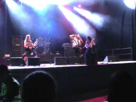"KELLER - ""Keller"" - Live @ Metal Camp 2011"