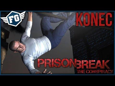 Útěk Z Vězení: Spiknutí - KONEC | Šokující Únik