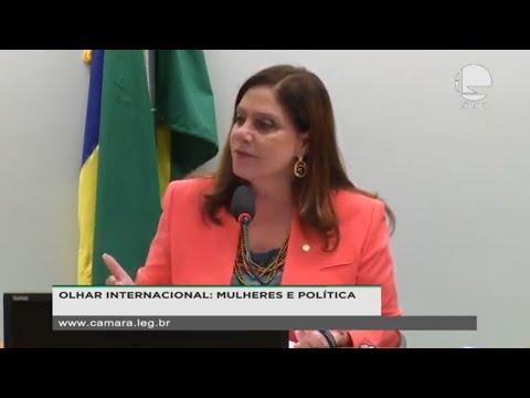 Olhar Internacional - Mulheres e Política - 03/12/2020 14:30