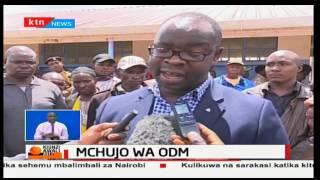 Mkusanyiko wa taarifa ya mchujo wa chama cha ODM