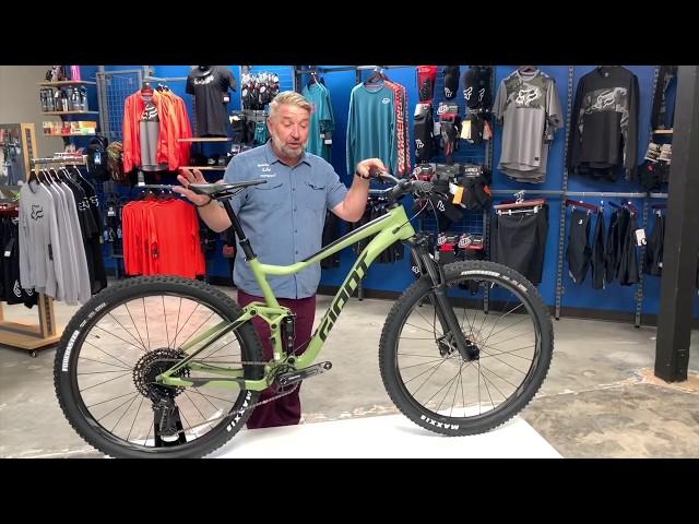 Видео Велосипед Giant Stance 29 1 Olive Green/Black