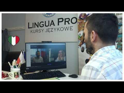 Kadr z filmu na youtube - Najprawdziwsza lekcja języka włoskiego 8_20 online