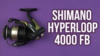 Shimano hyperloop fb 4000