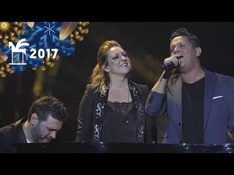 """Alejandro Sanz y Niña Pastori En Directo """"Cuando Nadie Me Ve"""""""