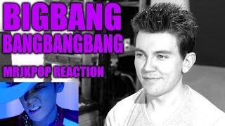 BIGBANG BANG BANG BANG Reaction / Review - MRJKPOP ( 뱅뱅뱅 )