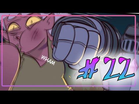 ЭХО КРИК🦋РАССКАЗ О ДВУХ БАТТЕРФЛЯЯХ♣часть 22🦋 комикс от ⚡ Moringmark.⚡SVTFOE comics (dub comics)