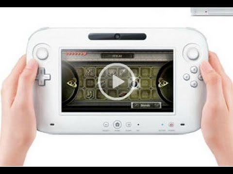 Nintendo Wii U Trailer (E3 2011)