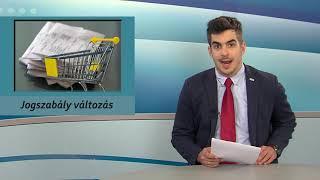 TV Budakalász / Budakalász Ma / 2021.01.04.