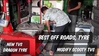 Best tyres Tvs Jupiter Modification   Modified 2019 #tvsjupiter#jupitermodified#scootymodification