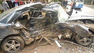 Жесткие аварии 1й недели Сентября 2015