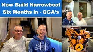 Narrowboat Building and Live Aboard Questions & Answers