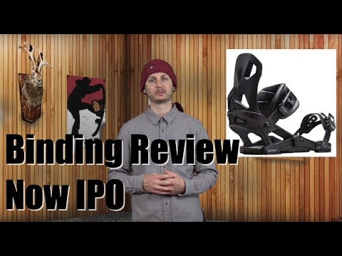 The 2019 Now IPO Snowboard Binding Review