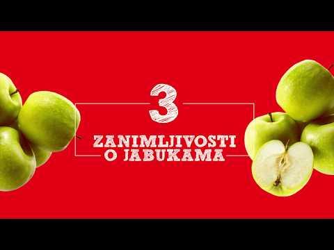 Zašto su jabuke važne
