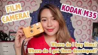 BEST FILM CAMERA (AFFORDABLE & REUSABLE) + WHERE TO BUY AND DEVELOP FILMS | Bianca Magsino