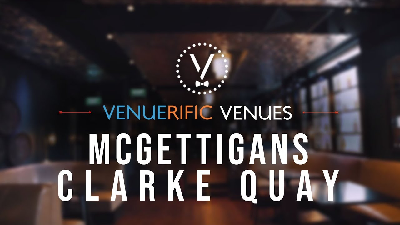 McGettigan's Clarke Quay video preview