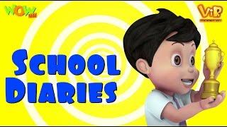School Diaries - Vir Compilation - Live in India As seen on Nickelodeon As seen on Nickelodeon