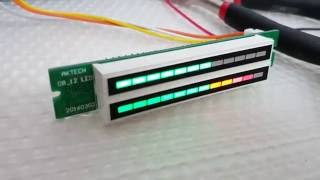 Electronic projects: Arduino LED clock Scheduled via