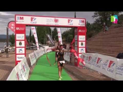 Triatlon Cross Sprint 2014, Campeonato de Madrid