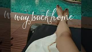 Way Back Home (잠자리의 집)  Cover