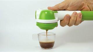 Vidéo Handpresso Pump - Comment ça marche ?