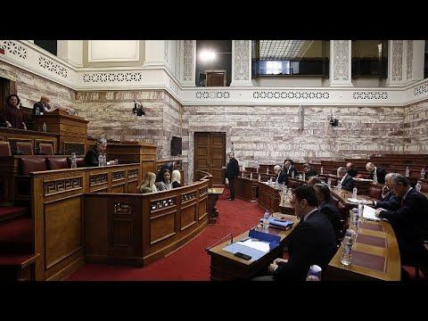 Στην Ολομέλεια της Βουλής εισάγεται η Συμφωνία των Πρεσπών…
