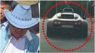 Вы видели? Bugatti шейха Болата Назарбаева / БАСЕ