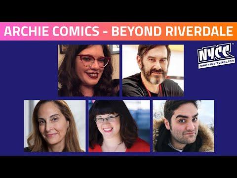 Archie Comics - Beyond Riverdale Virtual Panel