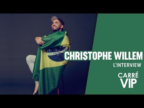 RTS FM Christophe Willem se livre dans Carré VIP