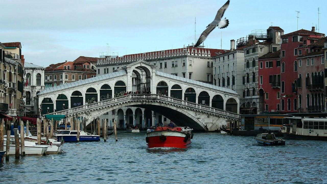 venice, italy, ponte di rialto, rialto bridge, bridge, river