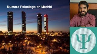 PSICOLOGOS MADRID: Nuestro Psicologo en Madrid - Gerardo Castaño Recuero
