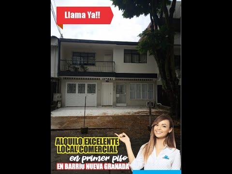 Locales y Bodegas, Alquiler, Nueva Granada - $1.100.000