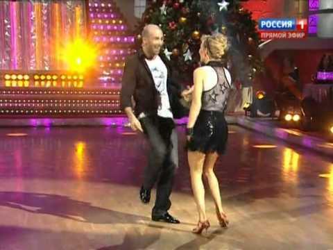 Глюк'oZa и Евгений Папунаишвили - джайв (финал) видео