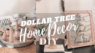 Dollar Tree DIYS | MAGNOLIA HEARTH & HAND INSPIRED HOME DECOR *NEW2020*