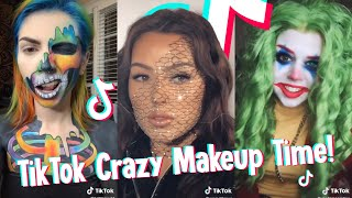 TIKTOK CRAZY MAKEUP COMPILATION #32