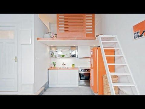 20 Küçük Apartman Dairesi Dekorasyonu