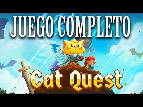 CAT QUEST [JUEGO COMPLETO]