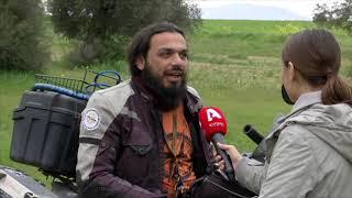 Συνεντευξη στο Alpha Κύπρου - Κωνσταντίνος Κουσιαππής - Ridegaia.com