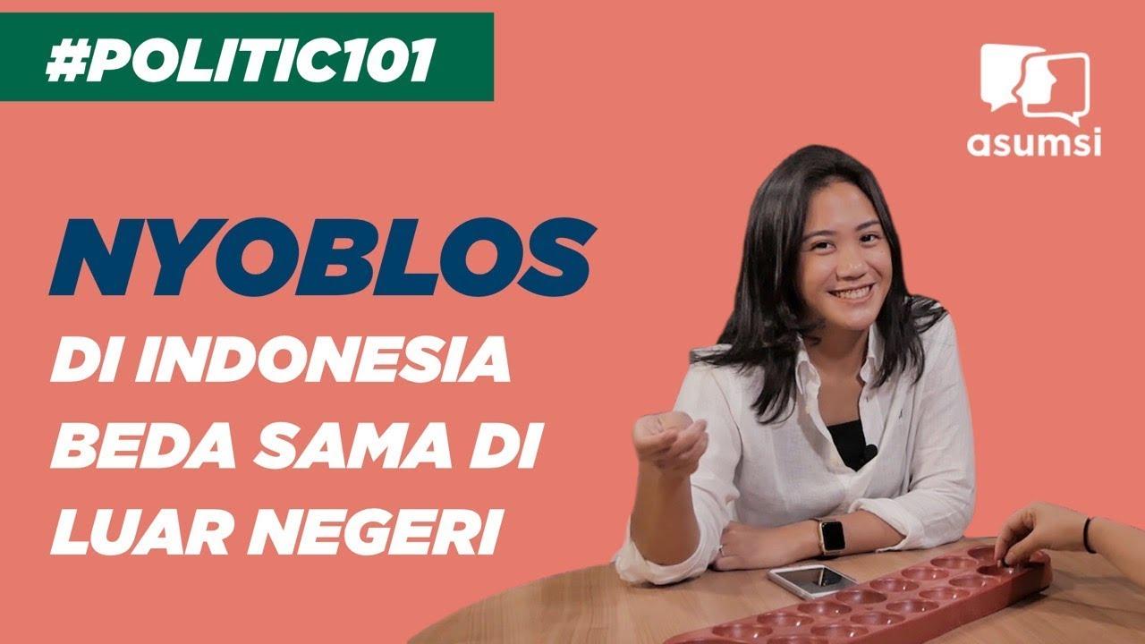 Nyoblos di Indonesia Beda Sama Nyoblos di Luar Negeri