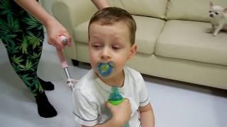 Клим маленькая ляля / Играем в куклы Бейби Борн
