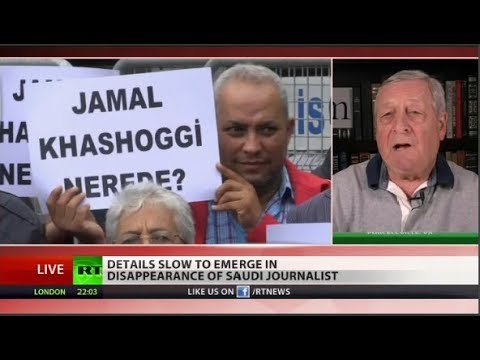 Details Slowly Emerging in Disappearance of Saudi Journalist