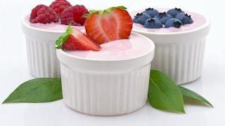 Как приготовить домашний йогурт в мультиварке - рецепт