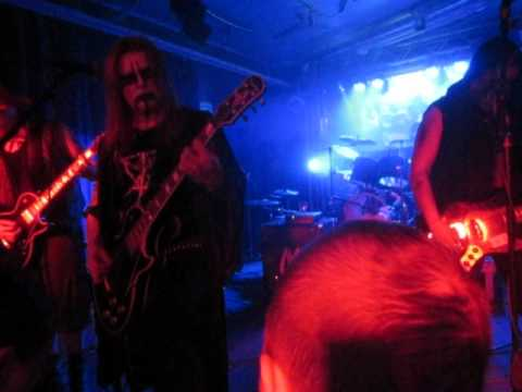 Ancient Hatred - Abyss of Loss (live@Club B52 Ähtäri)