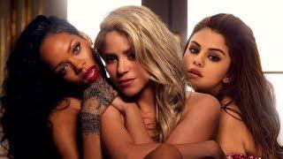 Can`t Remember To Forget You Vs. Wolves - Shakira Ft. Rihanna & Marshmello Ft. Selena Gomez | MASHUP