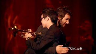 "Josh Groban & Josh Shpak | ""Stages"" PBS TV | ""OLD DEVIL MOON"""