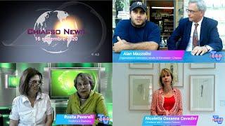 'Chiasso News 16 settembre 2020' episoode image