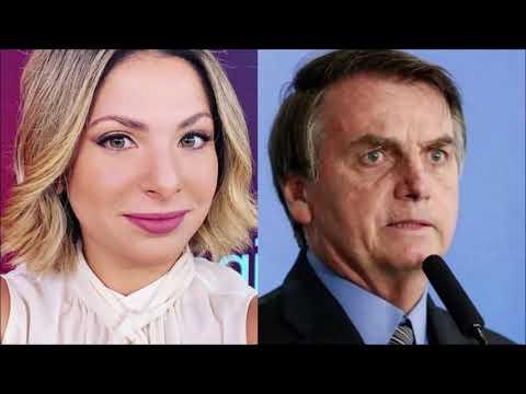 Daniela Lima, jornalista da CNN Brasil, rebate Jair Bolsonaro