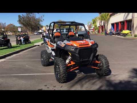 2018 Polaris RZR XP Turbo EPS in Murrieta, California