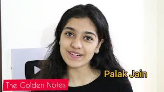 6 Lacs Subscribers-The Golden Notes - Palak Jain - Download this Video in MP3, M4A, WEBM, MP4, 3GP